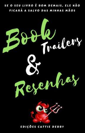 Booktrailers & Resenhas (HIATUS) by tania_almeida