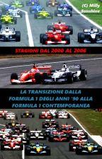 La transizione dalla Formula 1 anni '90 alla Formula 1 contemporanea: 2000-2006 by Sunshine295