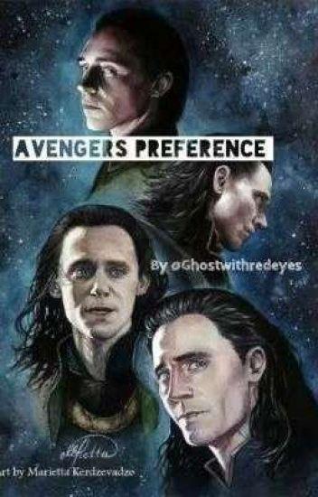 Avengers Preference - Natasha Romanoff - Wattpad
