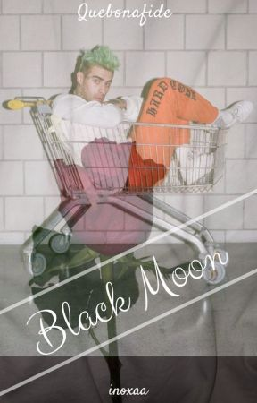 Black Moon | Quebonafide by inoxaa