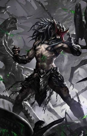 Hetalia x Country!Reader x Alien Vs  Predator - Chapter 1
