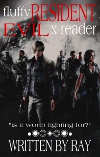 Fluffy Resident Evil x Reader