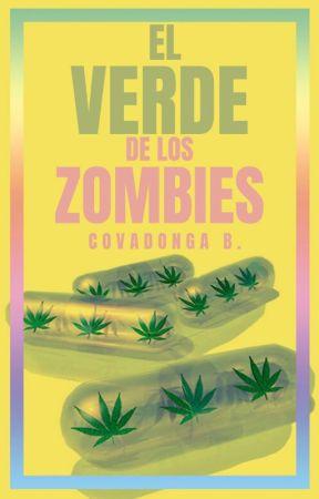 El verde de los zombies by Poisonganger