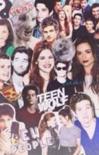 TeenWolf Images by Girlwiththehair