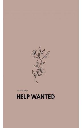 Help Wanted ¤ Harrison Osterfield by dej_okay