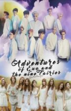 [1] Adventures of Exo and the Nine Fairies by jefreakyfanvierl