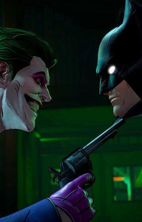 Bruce Wayne x John Doe (Villian Joker) - Telltale Games