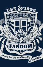 The Fandoms Are My Family by TMNT221BHobbit