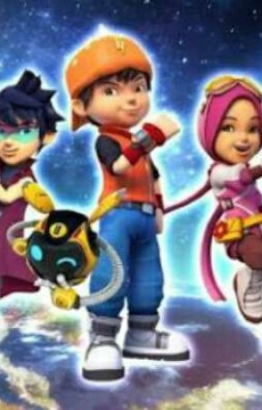 Boboiboy (Indonesia) by Cck_519