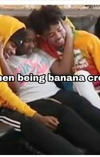 when being banana Crew (gairi) (Trairi) by Spiffygirljazz