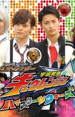 High School Wars - Uchu Sentai Kyuranger