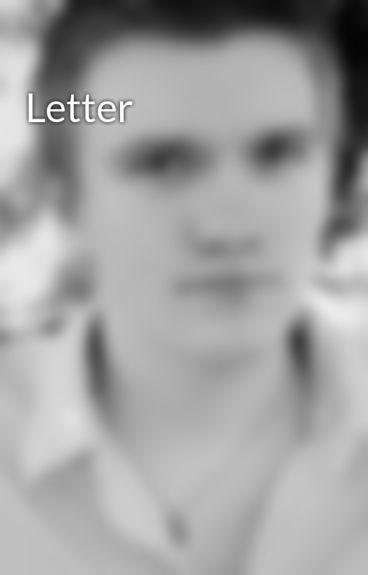 Letter by TimothyPhlaum