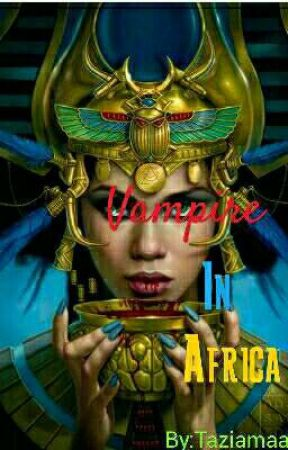 Vampire in Africa by MariskyWhite