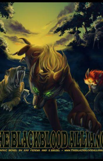 The Black Blood Alliance - Komiks (Część I)