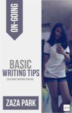 Basic Writing Tips by Ryza_07