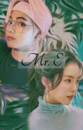 mr. e ➴vrene by sorrowrity