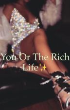 YOU or THE RICH LIFE✨🌹 §COMPLETED§ by RafaellaZervakou