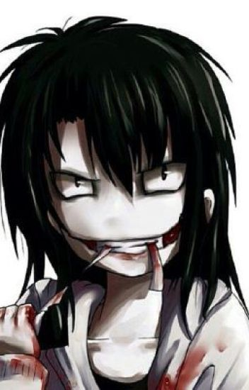 Call me master (Jeff the killer X reader)