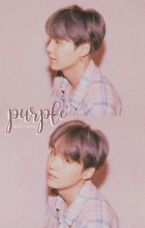purple | m.yg + k.th by dehstructed