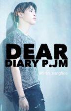 Dear Diary P.JM by Shin_sunghee