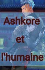 Ashkore et l'humaine  by Abeele