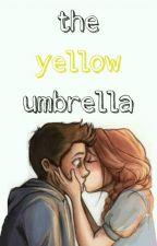 The Yellow Umbrella by velvetearss