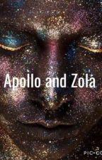 Apollo and Zola by Mia_Bravos