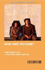 What Have You Done? - The Darkest Minds Fanfiction by Iamwierderthanilook