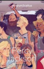 Percy Jackson One Shots by nirgrum3cattus