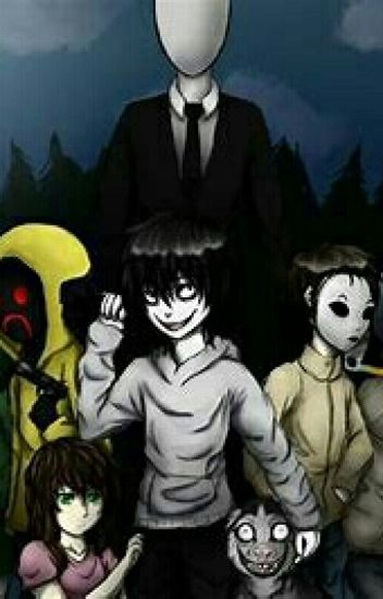 Creepypasta X Reader Lemon