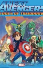 next avengers heroes of tommrow x mute child reader by ryuki0923