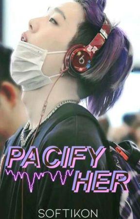 pacify her ➳ bobby/kim jiwon & tu [iKON] by softikon