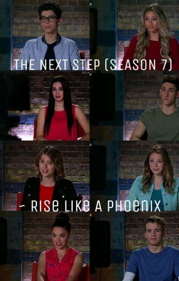 The Next Step - Rise Like A Phoenix (Season 7) - TNS_Jiley5