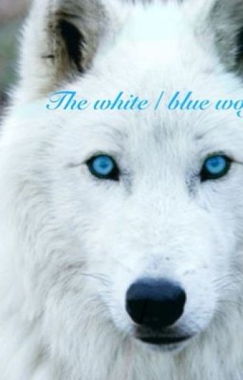 The white/blue wolf