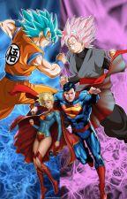 La redención de 2 Guerreros by Universe_Fics27