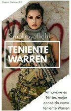 Teniente Warren by smallrayoflight