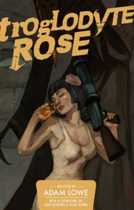 Troglodyte Rose: A Rose in Any Other Game by AdamBeyonceLowe