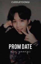 Prom Date | Min Yoongi by cuddleyoongi