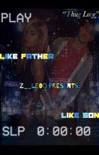 Like Father Like Son by Z__Leoo