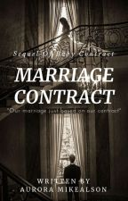 MARRIAGE CONTRACT (COMPLETED) by ZessicaMei