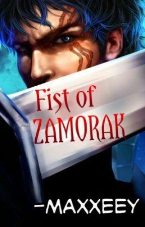 Fist of Zamorak by Maxxeey