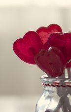 Red Cherry Lollipops by taurus_blood
