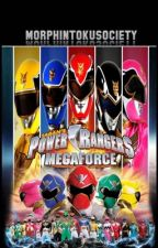 POWER⚡️RANGERS MEGAFORCE REVAMPED by MORPHINTOKUSOCIETY