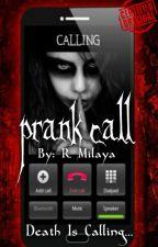 Prank Call by LoverhMokho