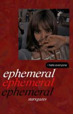 ephemeral ー a portfolio by starxgazes