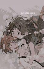 mysterious ; kth  ✓  by penbangtan