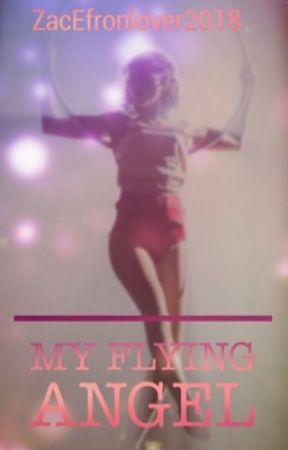 My Flying  Angel by Randomperson2007yolo