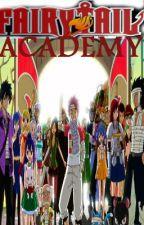 Fairytail Academy by -LuciaBondevik-