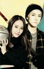 KrisHun Fanfic <3 [ Krystal Jung And Oh Sehun ] by ThehunII