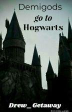 Demigods go to Hogwarts  by Drew_Getaway